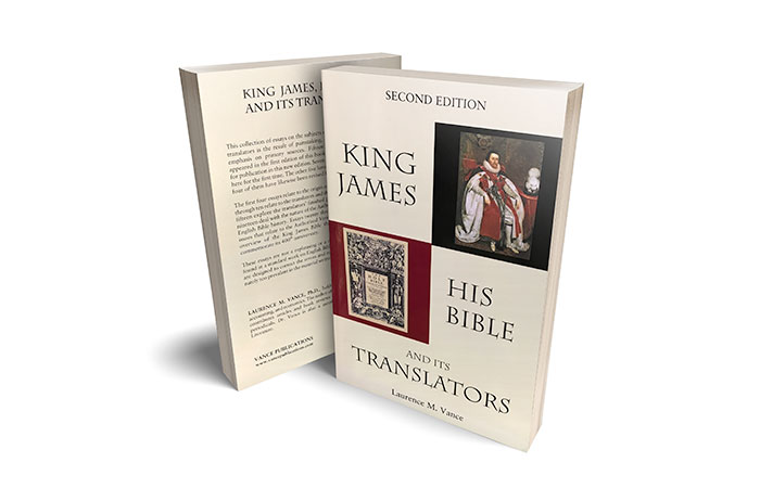 King James His Bible and Its Translators